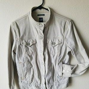 Gap Stretch Women's Medium corduroy Jacket